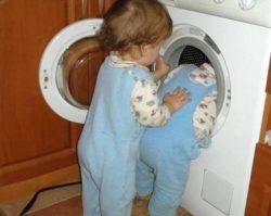 Течёт стиральная машина